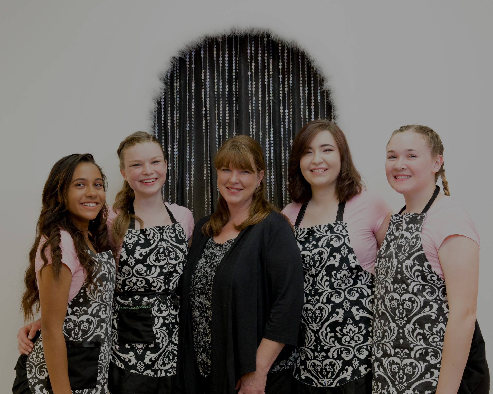 pampered parties livermore team