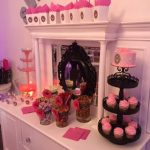 Pretty Snack Bar Pampered Parties